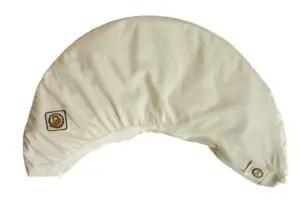 Organic nursing pillow