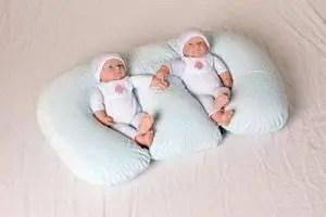 Nursing pillow slipcover