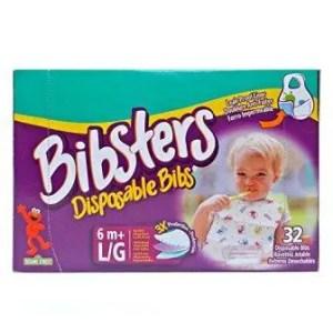 disposable bib