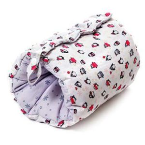 Travel breastfeeding pillow
