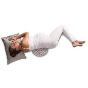 Wedge pregnancy pillow