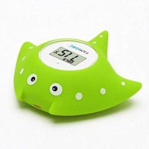 Baby bath thermometer