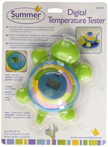 Digital temperature tester