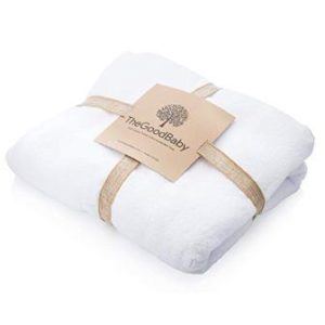 The good baby organic Turkish cotton towel