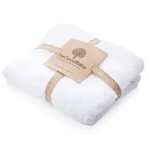 The good baby organic Turkish cotton towel