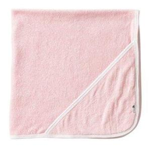 girl hooded towel