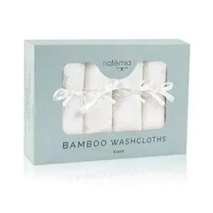 organic bamboo washcloths