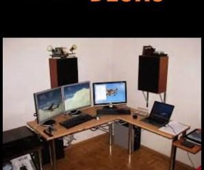12 Best Home Office Desks 2019