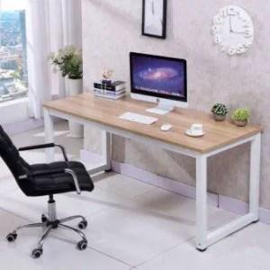simple style computer desk