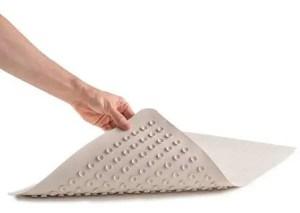 Epica anti slip bath mat