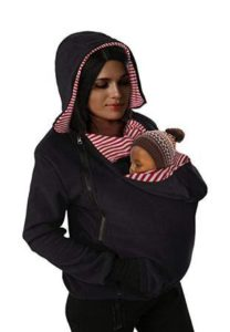 babywearing sweater