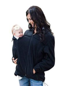 Babywearing Fleece jacket