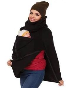 hoodie baby carrier