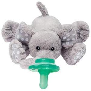 pacifier with animal stuffed