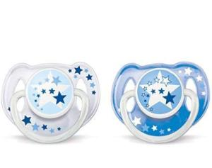 Night time pacifier