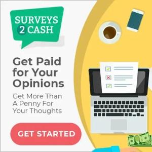 survey 2 cash