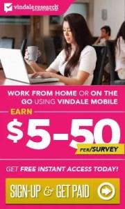 vindale research survey
