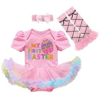 Easter girl dress