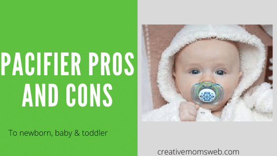 Pacifier pro and cons