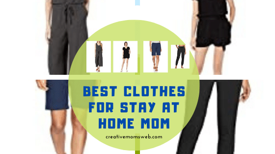 Stay at home mom clothes