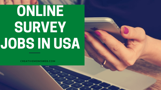 Online Survey Jobs in the USA