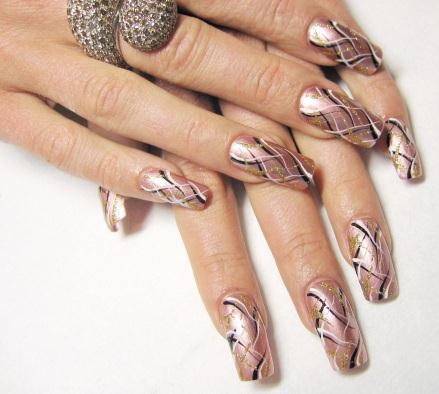 «Дизайн ногтей: от профи до любителя»: темы