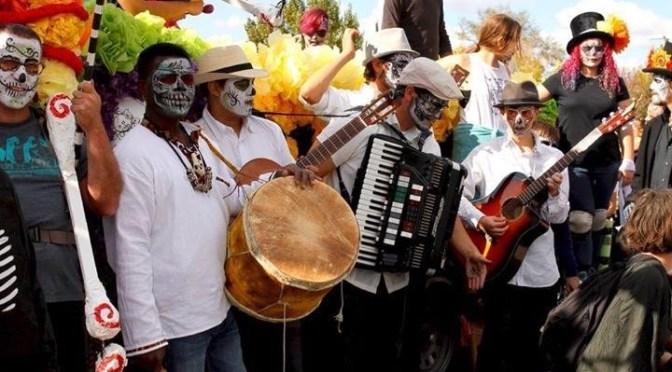 NHCC Wins Best in Show at Dia de los Muertos y Marigolds Parade & Celebration