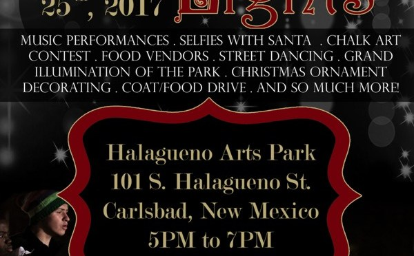 Call for Artists: Night of Lights (Carlsbad)
