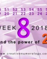 WEEK 8 … and the power of 2