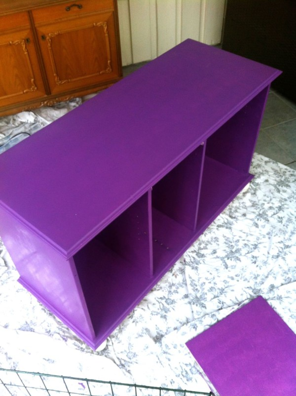 TV Unit Creative Pink Butterfly