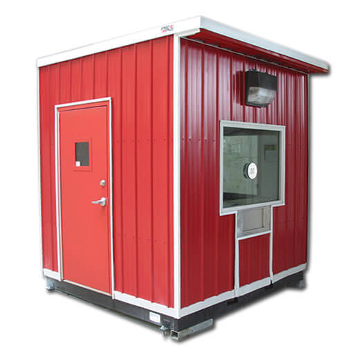 PORTABLE SECURITY CABINS 8