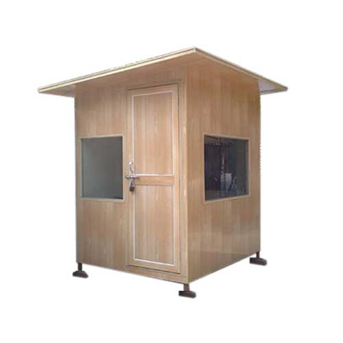 1 portable security cabins