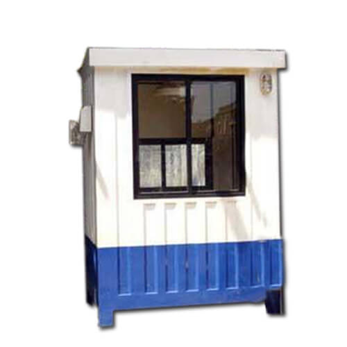 PORTABLE SECURITY CABINS 1