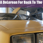 3M Wraps A DeLorean For Back To The Future Day