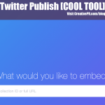 Twitter Publish [COOL TOOL]