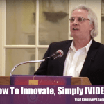 How To Innovate, Simply