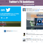 Twitter's TV Ambitions