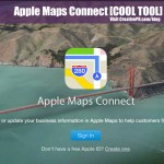 How To Edit Your Business On Apple Maps Using Apple Maps Connect [COOL TOOL]