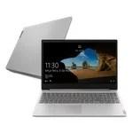 """Notebook Lenovo Ideapad S145 8ª Intel Core I3 4GB 1TB W10 15.6"""" Prata"""