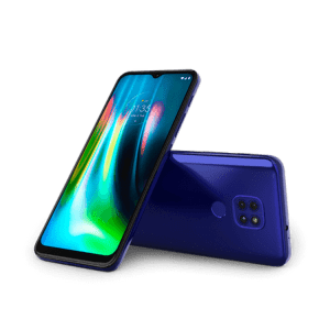 Smartphone Motorola Moto G9 Play XT2083-1 64GB 4GB Azul Safira