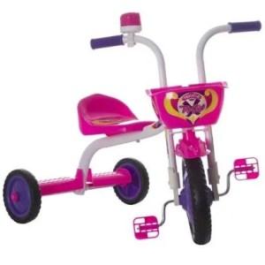 Triciclo Infantil Motoca Velotrol Top Boy Jr Ultra Bikes