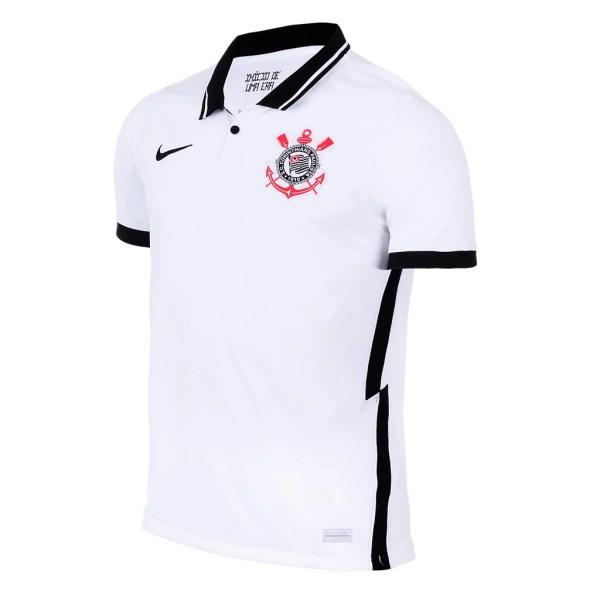 Camisa Nike Corinthians I 2020/21 Torcedor Pro Masculina
