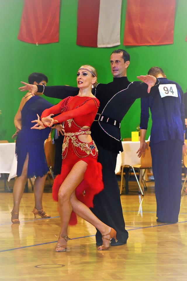 Karl-Heinz Schweiger - Olga Karoulis-Schweiger, Tanzsport Ingolstadt