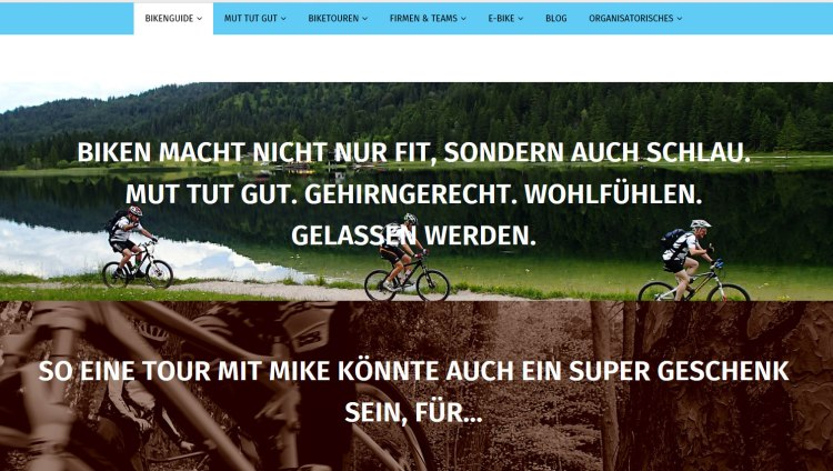 Bike n Guide - professionelle Biketouren