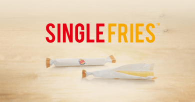 Burger King Single Fries