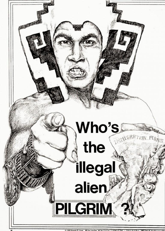 Image result for illegal alien pilgrim