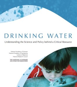Drinking Water Booklet Cover