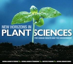 Plant Sciences Booklet Cover