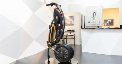 Green Ride: Inu Showroom Opening in Palo Alto