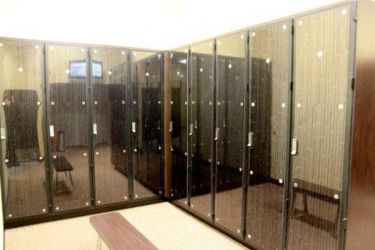 Locker Rooms - Design, Build & Installation